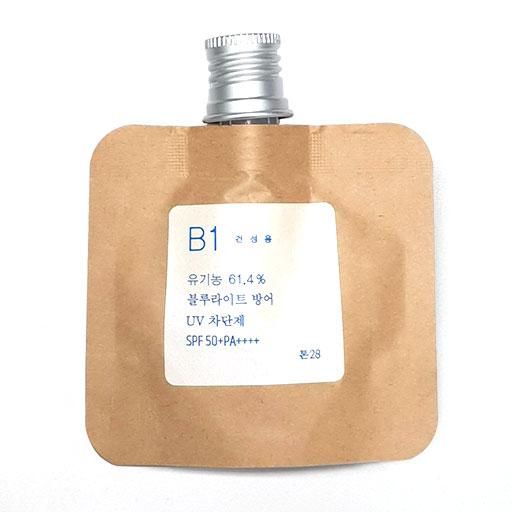 Toun 28 - B1 Organic Sun/Blue Light Block Cream