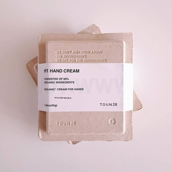 Toun28 Organic Hand Cream H1