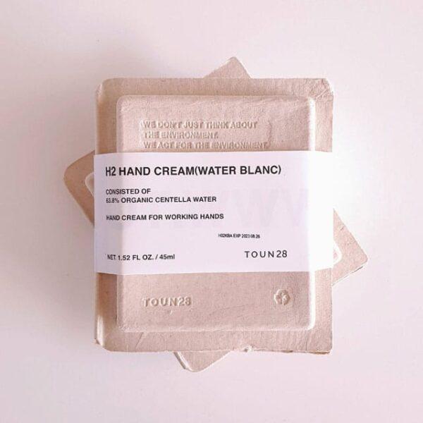 Toun28 Organic Hand Cream H2