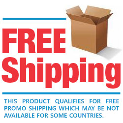 LIMITED PROMO FREE SHIPPING