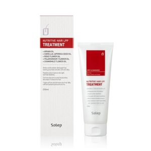 SOLEP NUTRITIVE HAIR LPP TREATMENT AND BOX