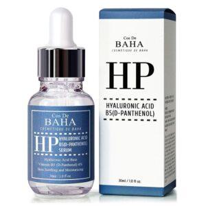 Cos De BAHA Hyaluronic Acid Vitamin B5 Serum Product Package