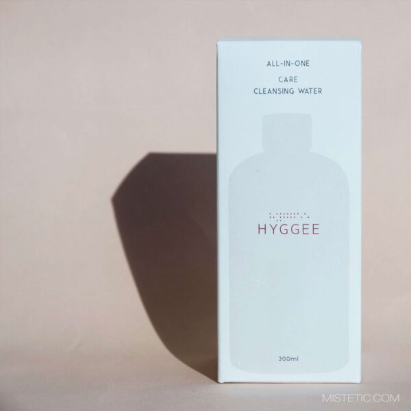 HYGGEE ALL-IN-ONE Care Cleansing Water package