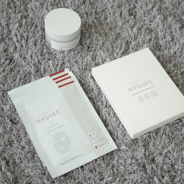 Hyggee All-in-One Wrinkle Care Mask where to buy