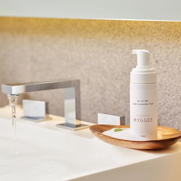 Hyggee All in One Care Cleansing Foam product