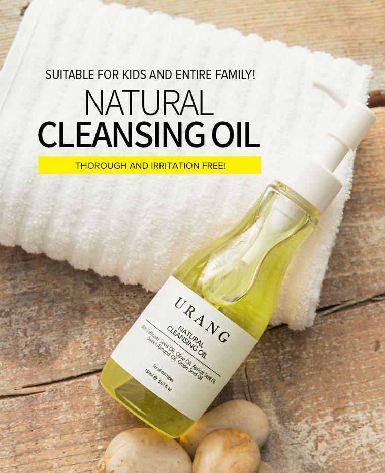URANG-Natural-Cleansing-Oil-for kids and entire family