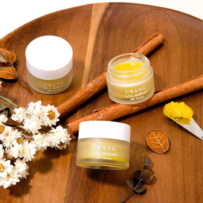 URANG S.O.S. Multibalm smell aroma scent perfume