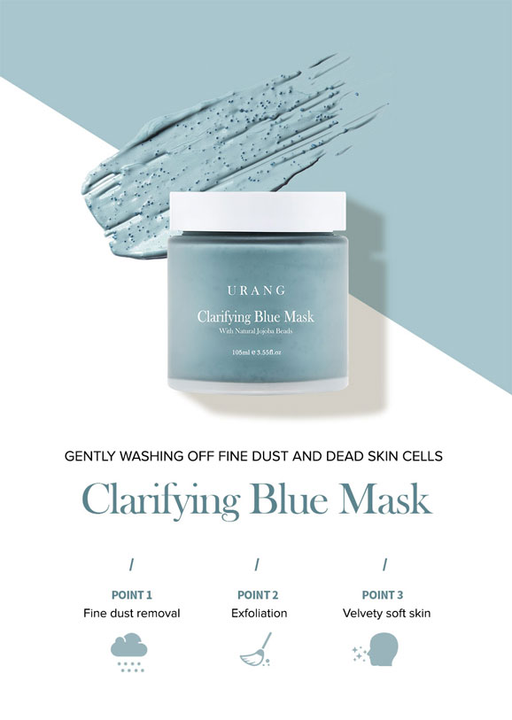 Clarifying Blue Mask functions