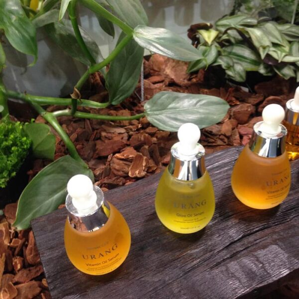 URANG Vitamin Oil Serum mature skin