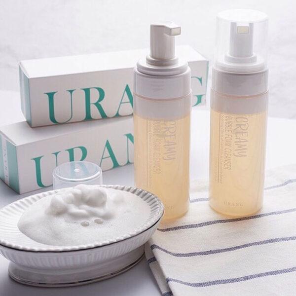 Creamy Bubble Foam Cleanser safe babies