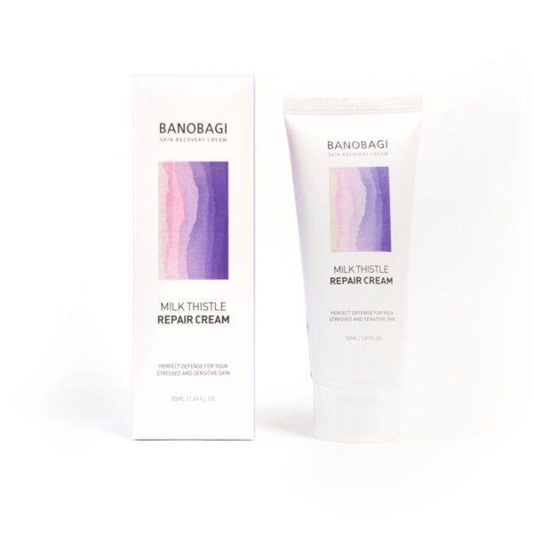 Banobagi Milk Thistle Repair cream 50ml stressed skin