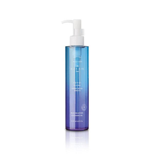 Гидрофильное масло Bonair Blue Smoother Cleansing Oil 200мл
