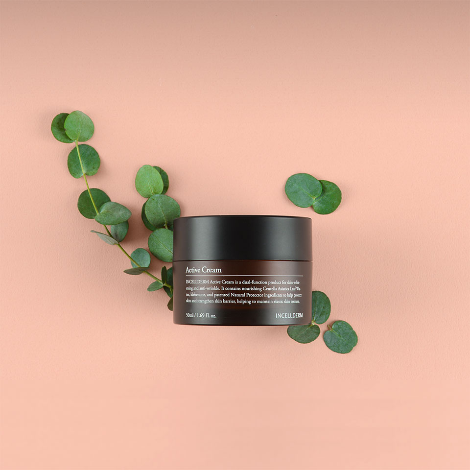 The best korean antiaging cream by Incellderm