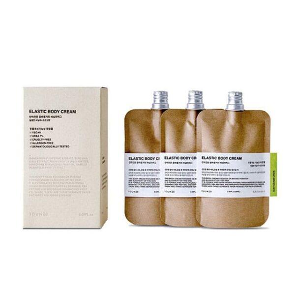 toun28 body cream-lotion green vanilla hug