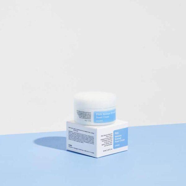 текстура COSRX PHA Moisture Renewal Power Cream reviews