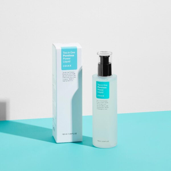COSRX Two-in-One Poreless Power Liquid how to use
