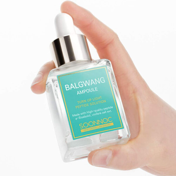 Soonnoc Balgwang Brightening Ampoule reviews