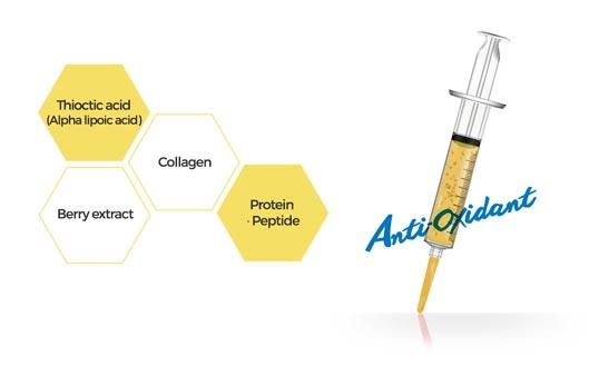 anti-aging anti-oxidant sheet mask banobagi korea