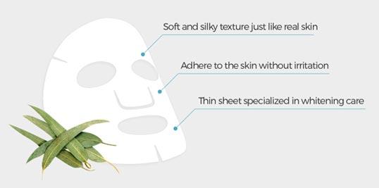 banobagi silky soft Tencel sheet mask