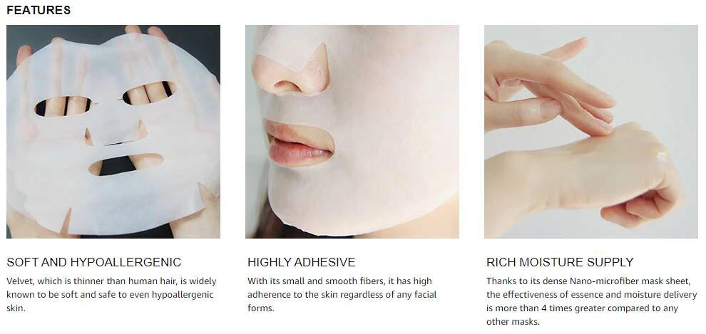 how to use the dr.althea Herb Therapy Velvet Mask