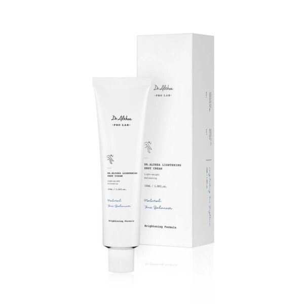 отзывы Dr.Althea Lightening Shot Cream