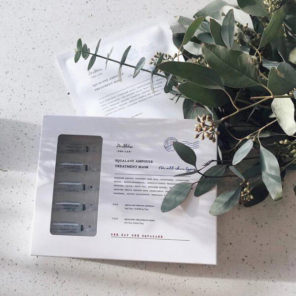 Dr.Althea Squalane Ampoule Treatment Mask купить в москве и питере