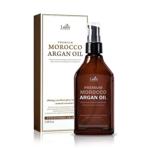Масло для волос аргановое LaDor premium argan hair oil