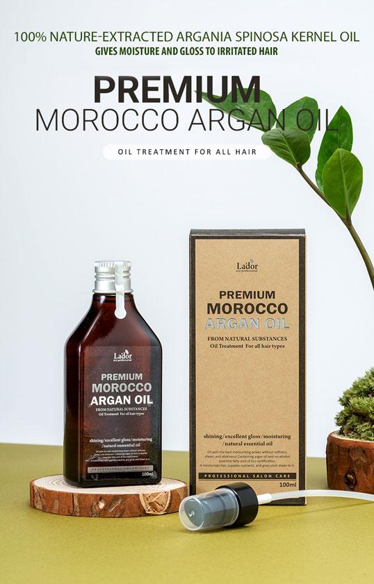 100% pure argania spinosa kernel oil