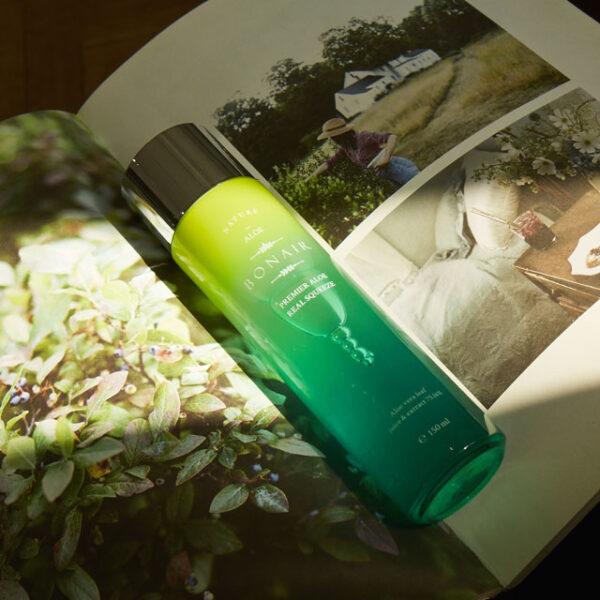 Bonair Premier Aloe Real Squeeze Toner 150ml ingredients