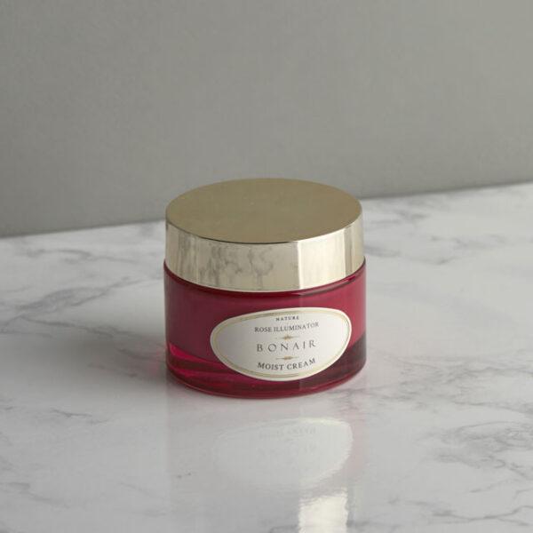 Bonair Rose Illuminator Moist Cream how to use