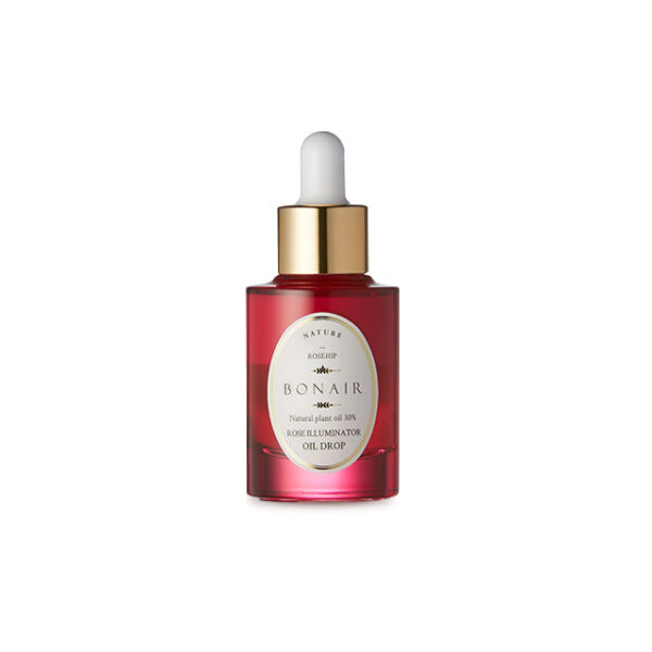Bonair Rose Illuminator Oil Drop bi-phase oil essence