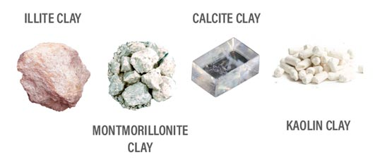 green clay ingredients