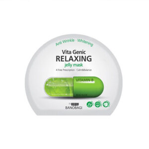 Banobagi Vita Genic Jelly Mask Relaxing 1 piece