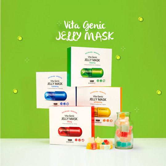 Banobagi Vita Genic Jelly Mask Relaxing ingredients