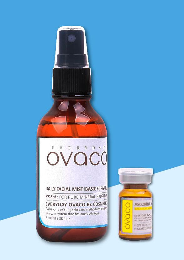 Ovaco Daily Facial Mist + Ascorbyl glucoside Vitamin C