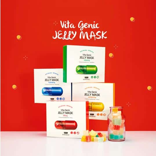 Banobagi Vita Genic Jelly Mask Lifting