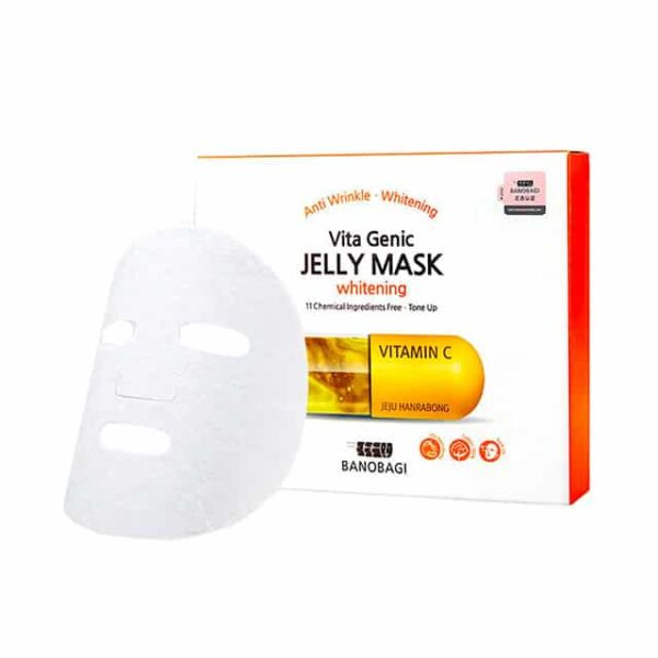 Banobagi Vita Genic Jelly Mask whitening 10 pieces box
