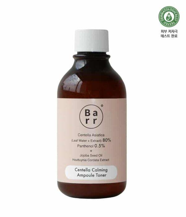 Barr Cosmetics Centella Calming Ampoule Toner