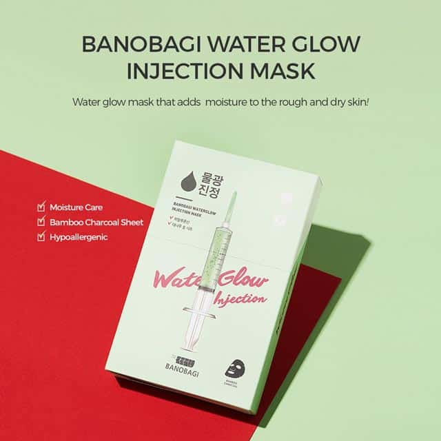 Banobagi Water Glow Injection Mask purchase