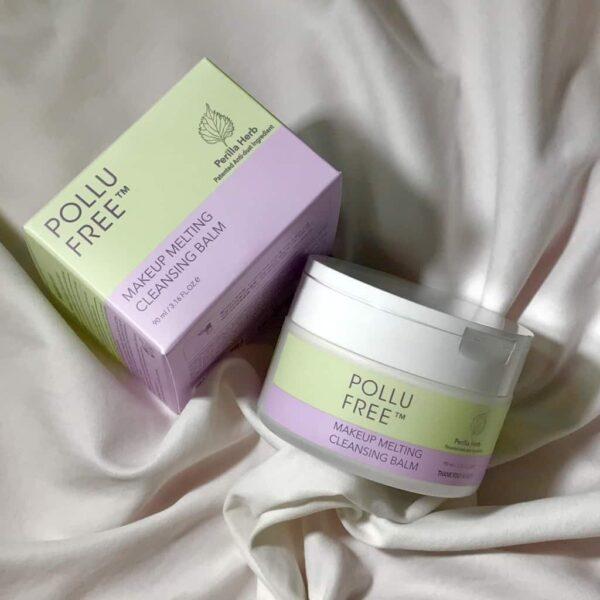 корейский крем бальзам для очищения кожи и удаления макияжа