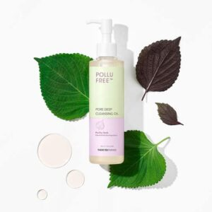 Thank You Farmer Pollufree Pore Deep Cleansing Oil