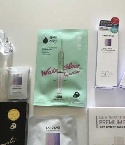 Banobagi Water Glow Injection Mask 25g 0.88 fl oz photo review