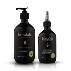 Botalab Deserticola Hair Care Set