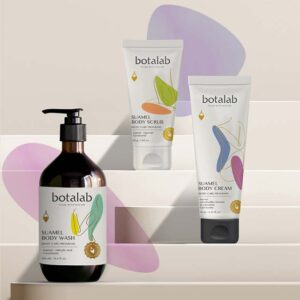 купить онлайн Botalab Suamel Body Care Set