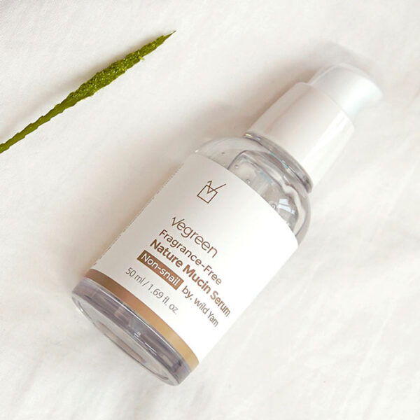 Fragrance-free Nature Mucin Serum