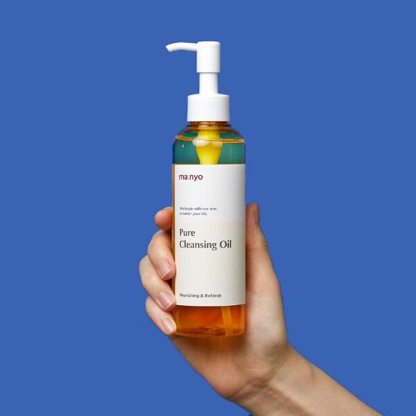 Manyo Pure Cleansing Oil review