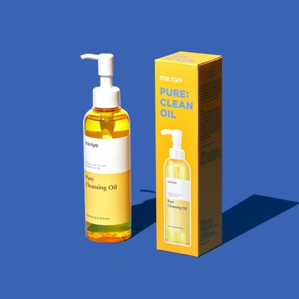 Manyo Pure Cleansing Oil reviews